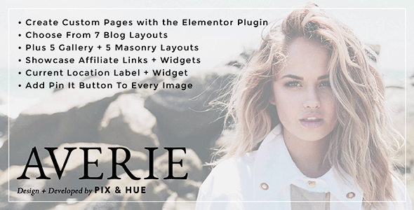 Juliet - A Blog & Shop Theme for WordPress - 2
