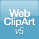 Web Clip Art v5 - GraphicRiver Item for Sale