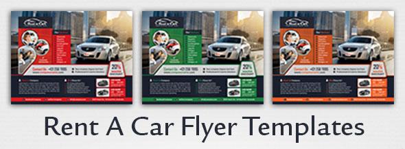 Rent A Car Business Card - 2