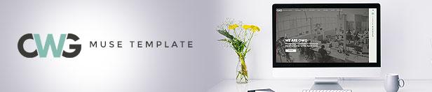 Masfolia - Ultimate Portfolio Muse Templates - 5