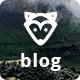 Opossum PostMe Simple WordPress Blogging Theme