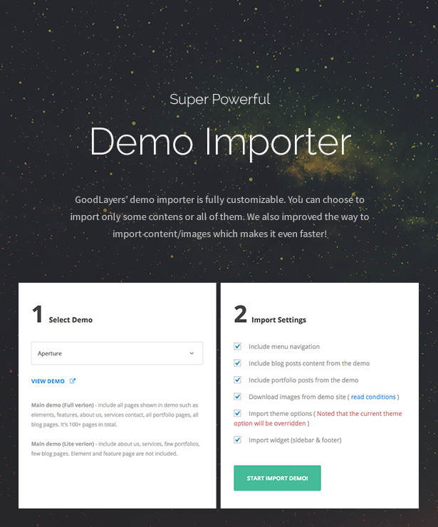 Infinite - Responsive Multi-Purpose WordPress Theme - 8