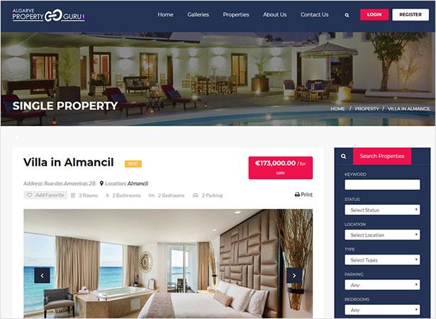 FullHouse - Real Estate Responsive WordPress Theme - 8