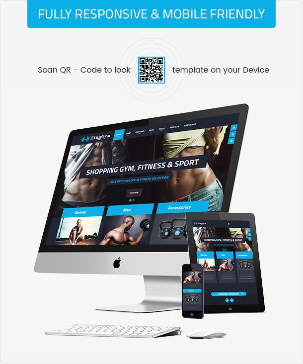 VG Kinggym - Fitness, Gym and Sport WordPress Theme - 34