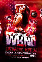 Memorial Day Weekend v2
