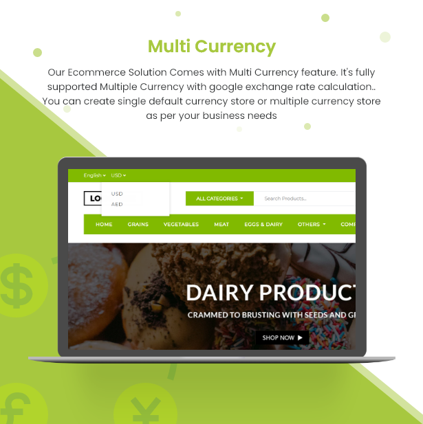 Ecommerce Solution with Delivery App For Grocery, Food, Pharmacy, Any Store / Laravel + Android Apps - 21