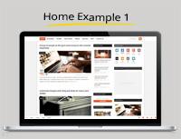 Bblog - Blog / Magazine WordPress Theme - 1