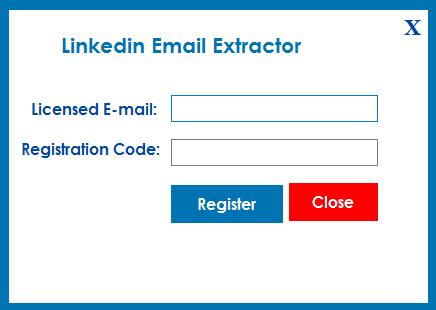 LinkedIn Emails Scraper and Extractor - 6