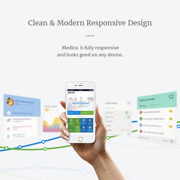 Medica - Clean, Responsive, Medical Joomla Theme - 2