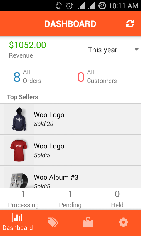 WooCommerce Native Application for Android - 2