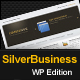 Silverbusiness Wordpress Template - ThemeForest Item for Sale