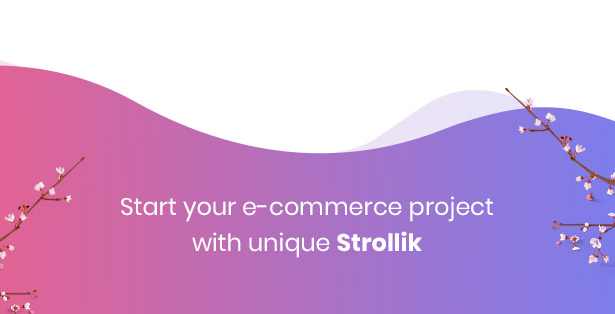 Strollik unlimited single product WordPress theme