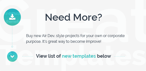 AirDev- Corporate Email Template + Builder Access - 1