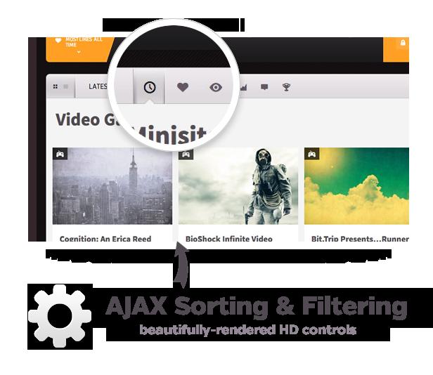 Flavor - Responsive/HD Magazine/Review AJAX Theme - 3