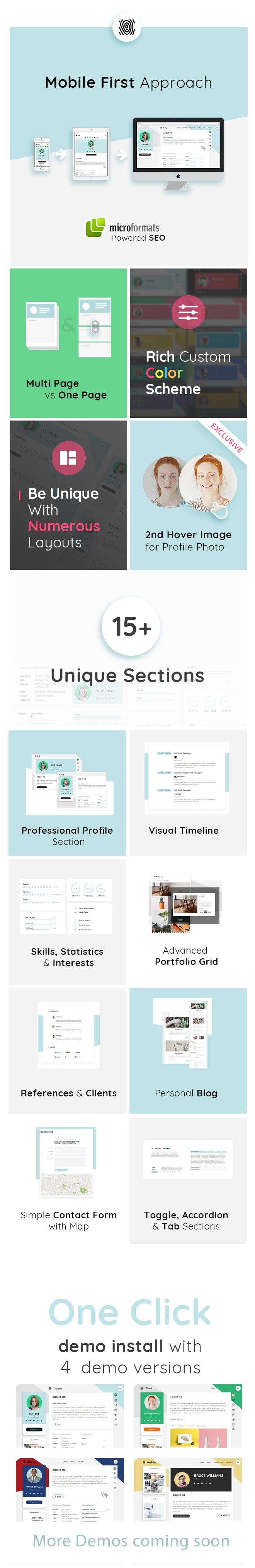 Download] Certy - Wordpress Resume, CV Theme Nulled