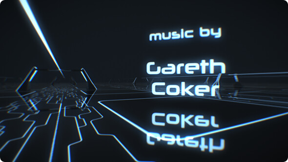 Music by Gareth Coker
