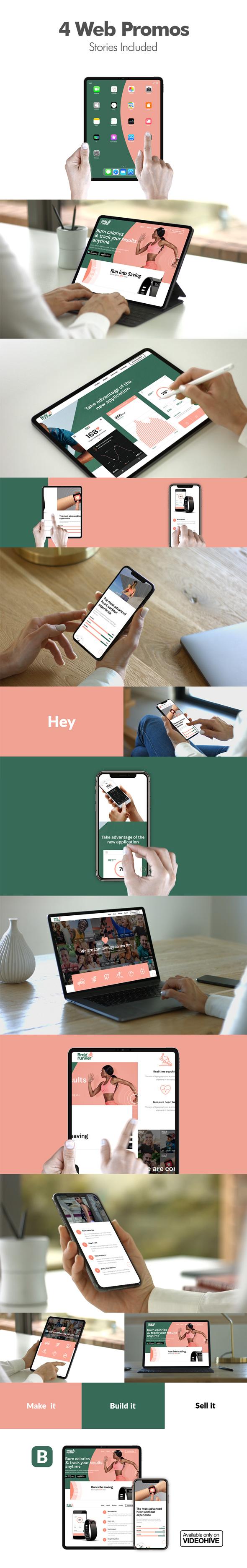 实拍视频素材iPad Pro/iPhone XI手势操作屏幕界面扣像合成第四季AE模板