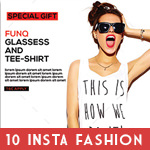 Instagram Fashion Banner Bundle - 15