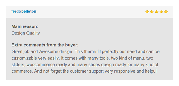 Trend - Multipurpose / Fashion / Restaurant / Construction / Modern Shop WooCommerce WordPress Theme - 6