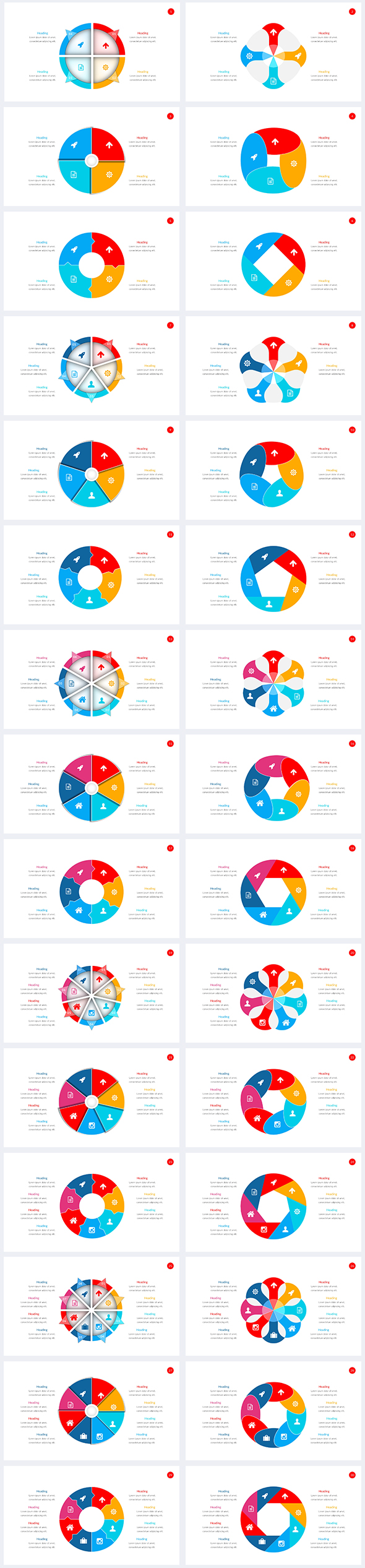 cycle-Infographic-powerpoint-template
