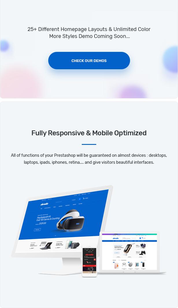 Devita - Multipurpose Responsive PrestaShop Theme