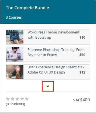 Academy LMS Course Bundle Subscription Addon - 10