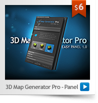 SmartIcon - 3D Icon Generator - Panel and Actions - 8