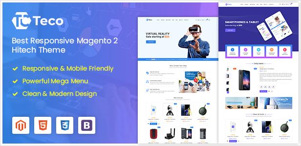 Fresh - Multipurpose Responsive Magento 2 Theme - 5