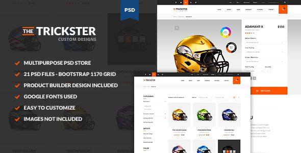 The Colosseum - Sports Magazine PSD Template - 10