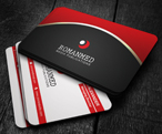Sticker Business Card - 82