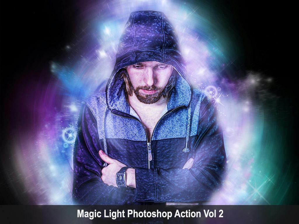 Magic Light Action Vol 2