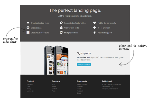 Appster Video App & Software Landing Page - 2