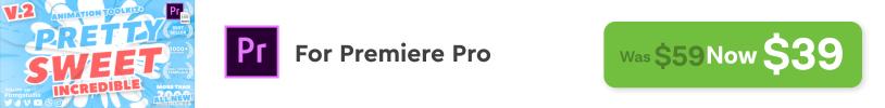 Cartoon Smoke Titles | Premiere Pro MOGRT - 8