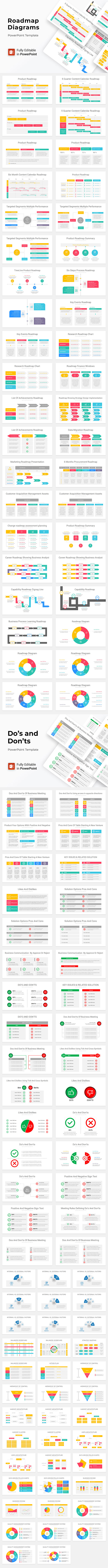 Slide Deck - Multipurpose PowerPoint Template - 12