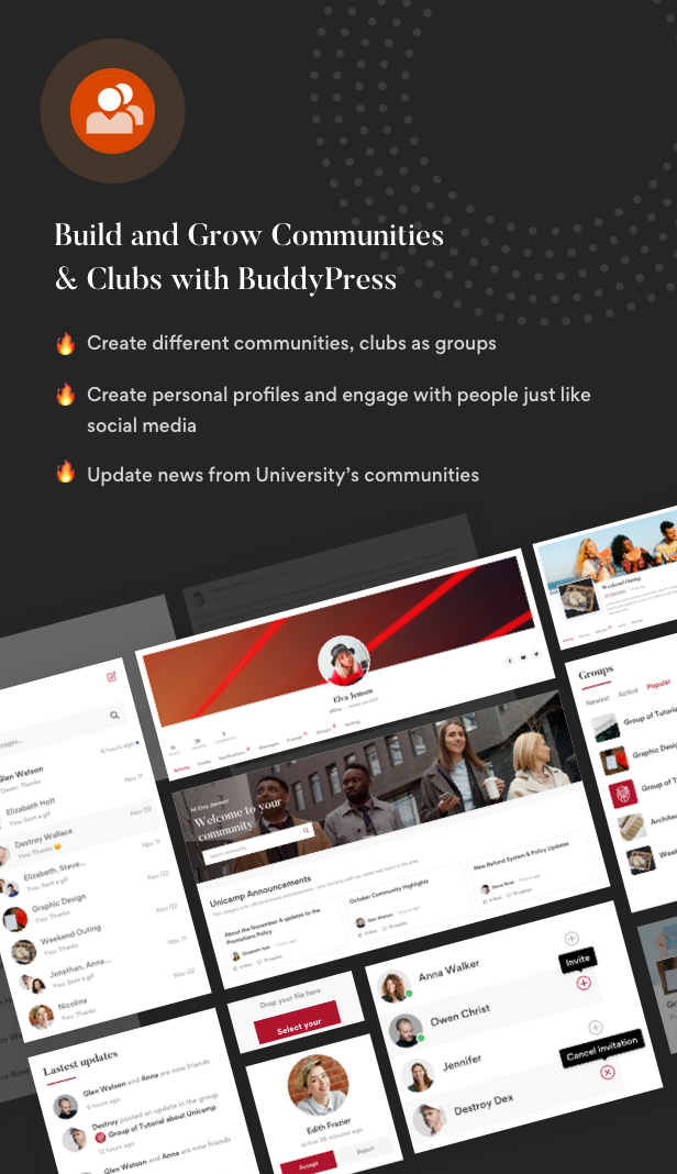 Unicamp - University and College WordPress Theme - 8