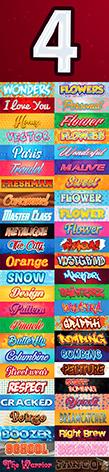 50 Illustrator Graphic Styles Vol.3 Bundle - 7
