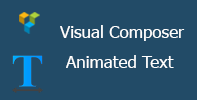 Animated Text Add-on for Visual Composer