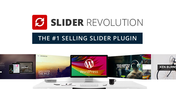 Includes Slider Revolution
