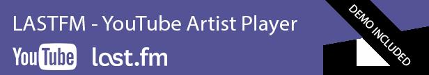 LastFM - Music Engine (incl. YouTube links) - 1