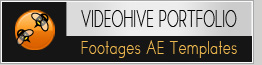 VIDEOHIVE PORTFOLIO: FOOTAGES, AE TEMPLATES