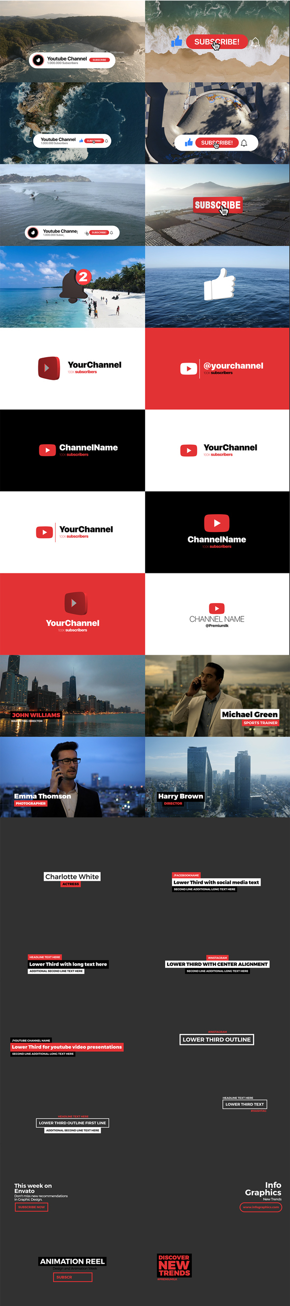 Youtube Pack - Extension Tool - 9
