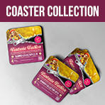Fashion Coaster - Drink Pad Template - 39
