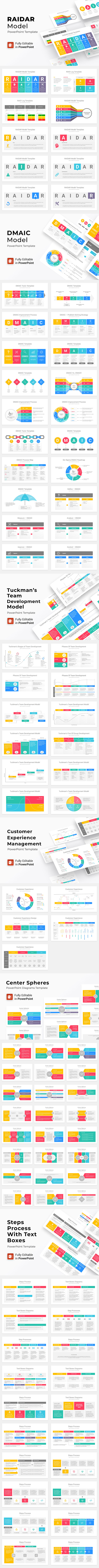 Slide Deck - Multipurpose PowerPoint Template - 8