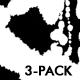 Thrown Particles - XL Pack 10 - HD - 64