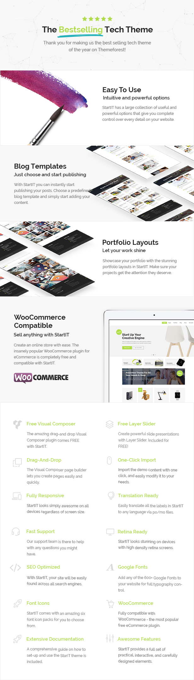 Startit A Fresh Startup Business Theme By Select Themes Themeforest Integrated Circuit Technologies Just Another Wordpress Weblog
