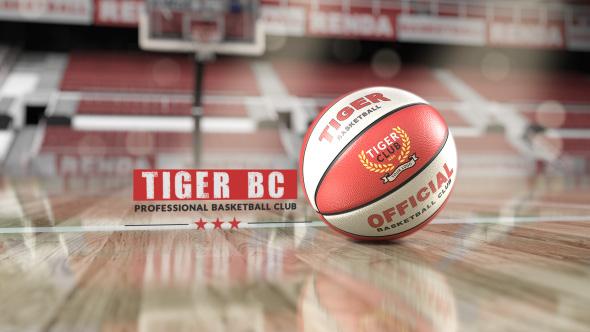 Basketball Logo Reveals - Mockup - 23