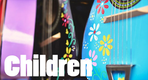 Clidren Music from greencaverecords.com
