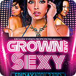 Grown and Sexy Party
