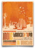 Indie Electronic Flyer/Poster - 17