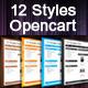 Sanstore Opencart 1.4.9 Template - 2